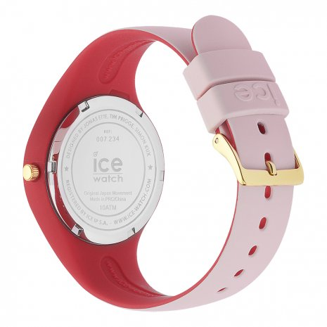 montre Rose Quartz