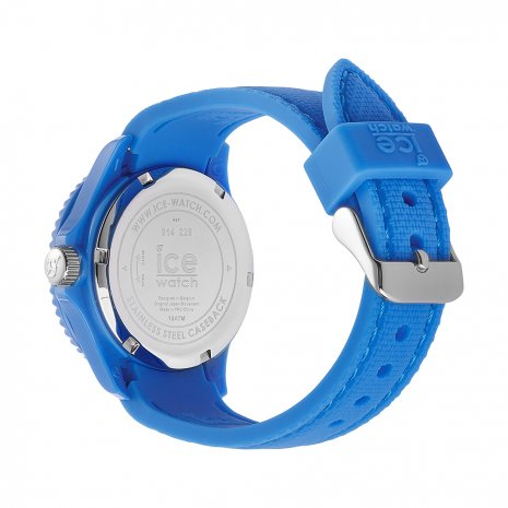 montre bleu Quartz