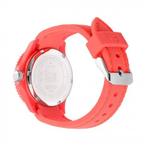montre rouge Quartz