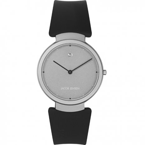 Jacob Jensen 100 Round montre