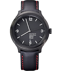 MH1.B1221.LB Helvetica No1 Bold 43 NY edition 43mm