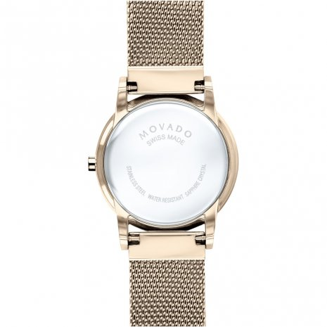 Movado montre Or Rose
