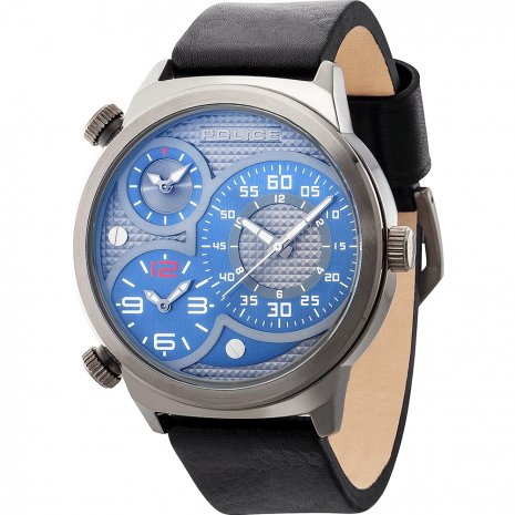 Police Elapid montre
