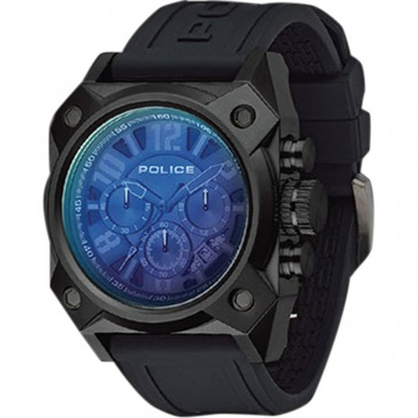 Police Fighter montre