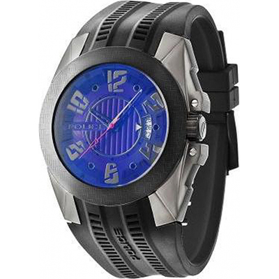 Police Radical montre
