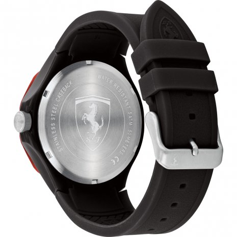 Sporty day-date watch Collection Printemps-Eté Scuderia Ferrari