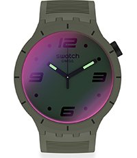 SO27M105 Futuristic Green 47mm