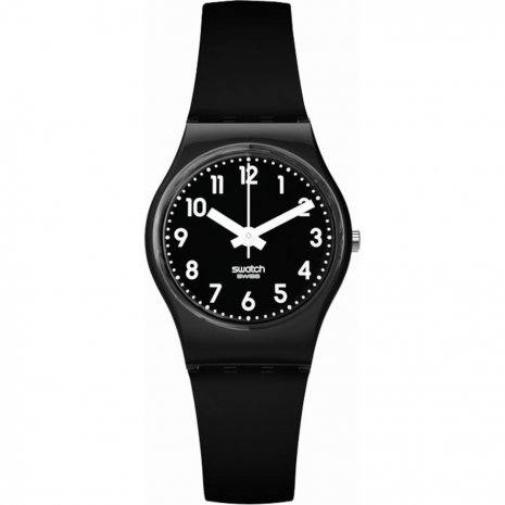 Swatch Lady Black montre