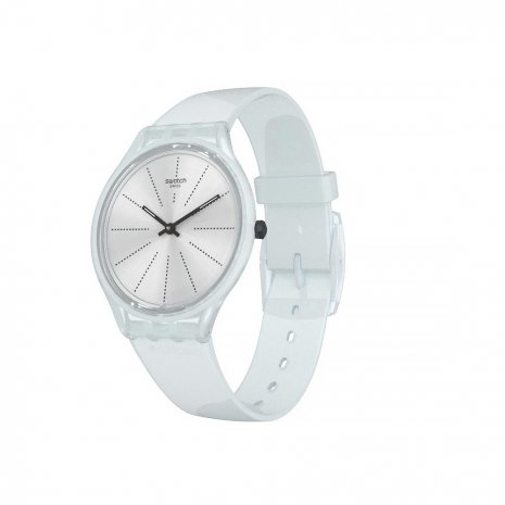 Swatch montre bleu