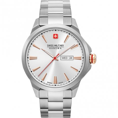 Swiss Military Hanowa Day Date Classic montre