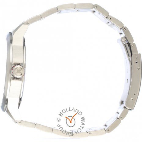 Swiss Military Hanowa montre argent