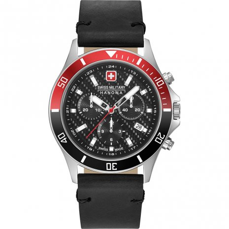 Swiss Military Hanowa Flagship Racer Chrono montre