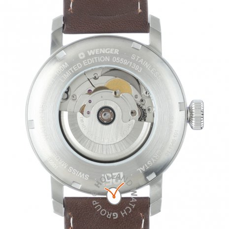 Swiss made automatic gents watch Collection Printemps-Eté Wenger