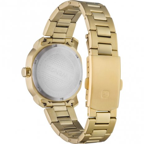 Wenger montre Or