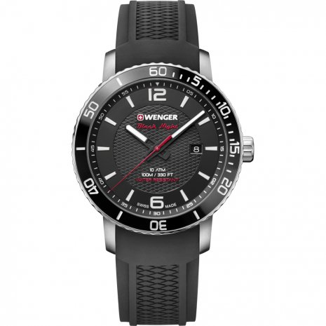 Wenger Roadster Black Night montre