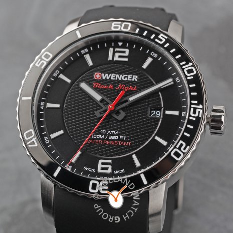 Wenger montre 2016